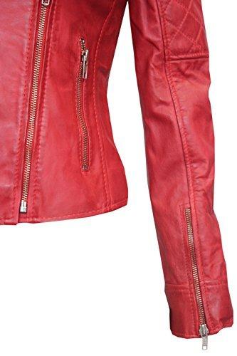 Smart Range - Blouson -  - Manches longues Femme Rot - Rot