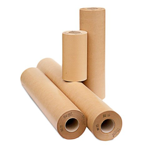 Preisvergleich Produktbild T4W Abdeckpapier Kraftpapier Papier zum abdecken / Rolle - 90cm x 280m (59273)