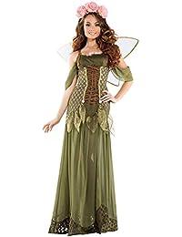 Amazon.it  costume elfo donna - Vestiti   Donna  Abbigliamento 6f8cb4533fb