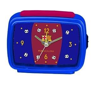 Official FC Barcelona {3002124/B} Mini Alarm Clock Table Design
