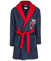 Spiderman Kids Dressing Gown Belted Bathrobe Multicolour 128cm, 7-8 years