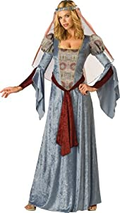 In Character Costumes - Disfraz de damisela medieval para mujer, talla M (11010M)