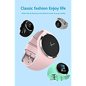 Smart Watch Intelligent Touch Heart Rate Sensing Color Screen Super Long Standby for iOS Android