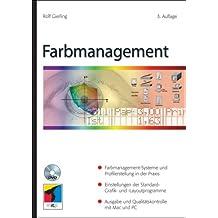 Farbmanagement