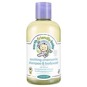 Earth Friendly Baby Shampoo & Bodywash Soothing Chamomile, 250 ml