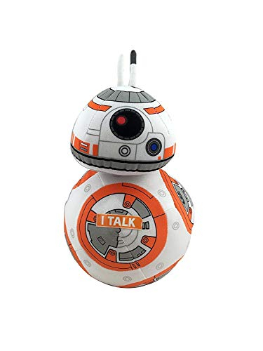Star Wars BB-8 9 Inch Medium Plush Soft Toy with Sound