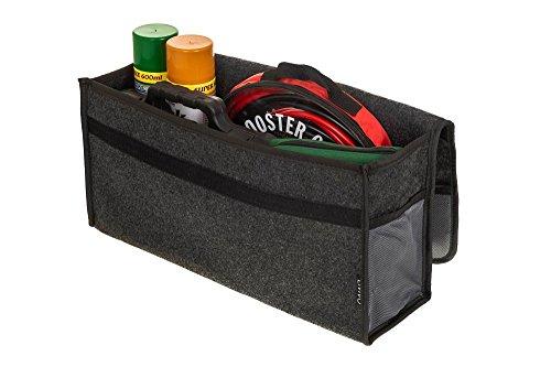 Bolsa organizadora para maletero de coche (con cierre seguro, gran calidad)