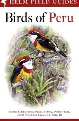 Birds of Peru (Helm Field Guides) por Douglas F. Stotz