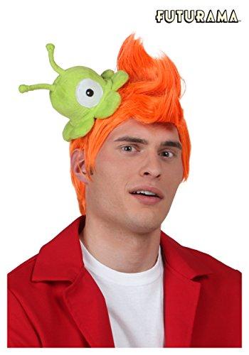 Futurama Brain Slug Headband Standard (Futurama Kostüme)