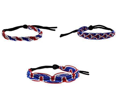 Zac/'s Alter ego ® Paire de Arc-en-S//bracelets