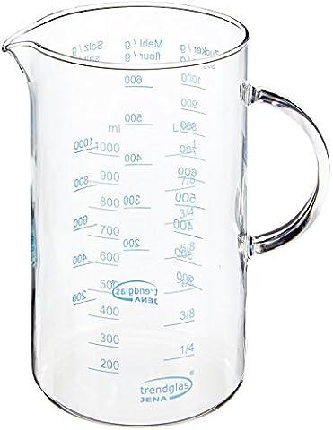 Trendglas Jena Meßbecher, 1 L