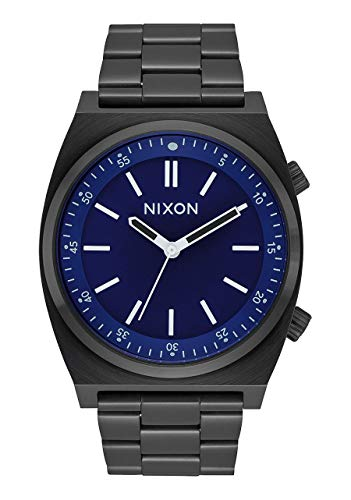 Nixon Unisex Adult Analogue Quartz Watch with Stainless Steel Strap A1176-2668-00