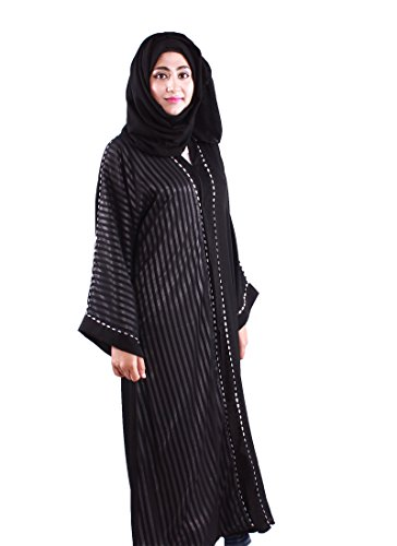 Muslimkart Abaya for Women - Stylish for Girls New Fashion with a...