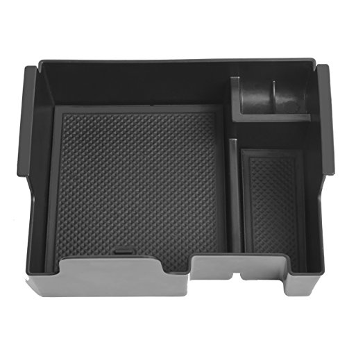dedc-black-car-center-console-glove-armrest-box-organizer-tray-secondary-storage-for-ford-explorer-2