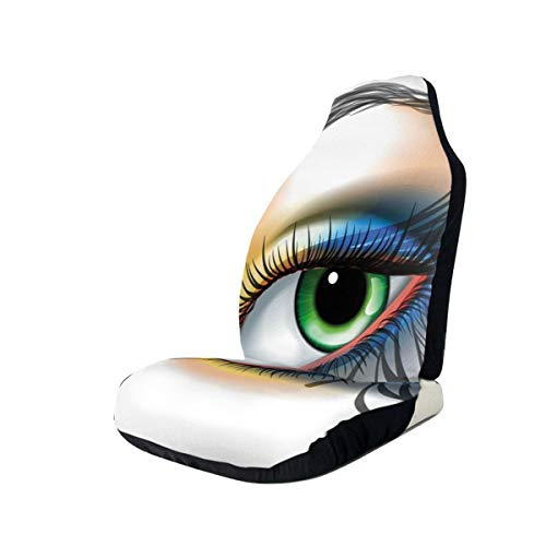 Fantasy Butterfly Wings - GUUi Seat Covers Vehicle Protector Car