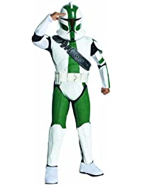Star Wars Kinder Kostüm Clone Trooper Gree - 140 cm