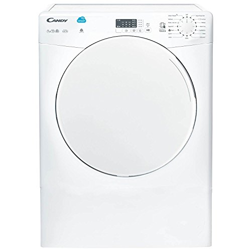 Candy CSV9LF-80 9kg Sensor Vented Tumble Dryer in White