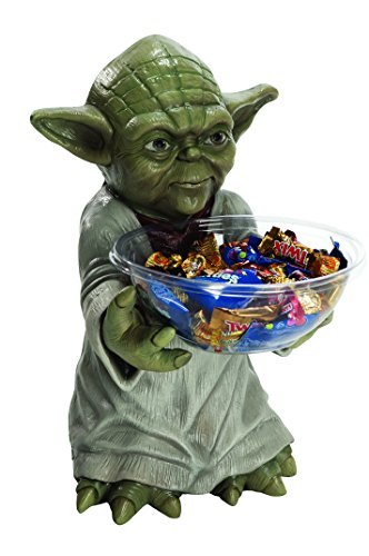 Rubies 368371 - Yoda Candy Bowl Holder
