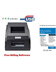 HOIN Xprinter Kiosk Support 58 mm Direct Thermal Printer USB Interface