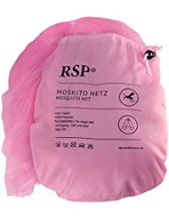 RSP ® Mädchen Betthimmel, Baldachin Moskitonetz, Rosa, One Size