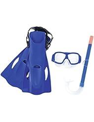 Bestway Junior Tauch Set SureSwim, 4-teilig, Sortiert