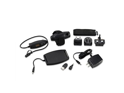 Garmin externer Akku Pack Laden und Power Kit