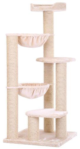 XXL Kratzbaum MAINE COON BIG BEN 'XL' beige - speziell für große und schwere Katzen