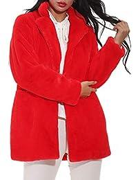 Amazon Ropa Chaquetas de Mujer abrigo es Abrigos Ropa qrxXqfT4gZ