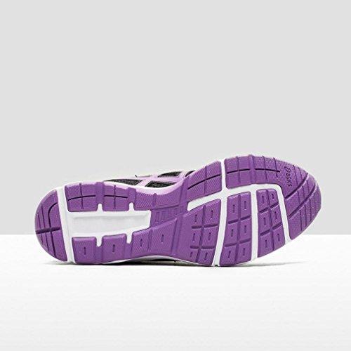 Asics Unisex-Kinder Gel-Galaxy 9 Gs Sneakers Schwarz