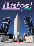 Listos! 3 Verde Pupil Book (Listos for 14-16)