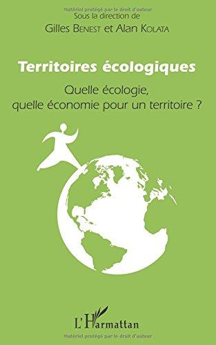 Territoires écologiques par Alain Kolata