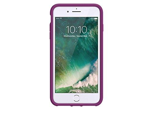 Griffin Survivor Summit Custodia per iPhone 7/7 Plus, Nero Viola/Verde Chiaro