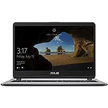 "ASUS X507 ( Core i3-7th Gen /4 GB/ 1TB HDD / 15.6"" FHD/ Windows 10 )  Thin and Light X507UA- EJ314T ( Stary Grey /1.68 kg)"