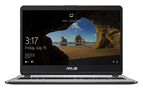 "ASUS X507 ( Core i3-7th Gen /4 GB/ 1TB HDD / 15.6"" FHD/ Windows 10 ) Thin and Light X507UA- EJ314T ( Stary Grey /1.68 kg)"