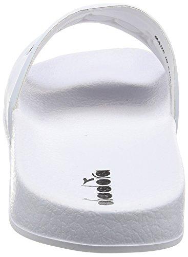Para 90 Zapatillas Diadora Bianco Serifos Hombres Los qATznA