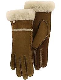 d0b66357c20 Sheepskin Touch Leather Gloves UGG gloves full-fingered gloves