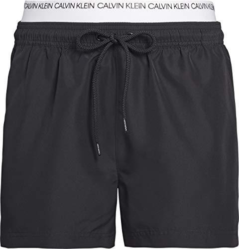 Calvin Klein CK Boardshort 310 Double Lipstick Black Größe: L Farbe: Black