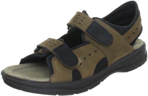 Jomos - activa 2, sandali eleganti uomo, color grigio (kiesel), talla 50