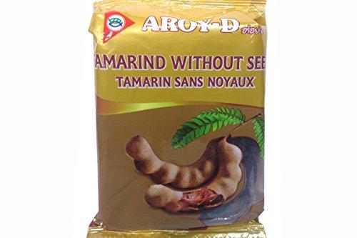 Pulpa de tamarindo (sin pepitas) Aroy-D