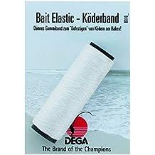 Dega by Jenzi  Bait-Elastic-Band 100m 0,25mm Köderband  Elastikband Köderschnur