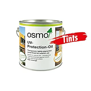 Osmo UV-Protection Oil-Natural with Active Ingredients 429C 0.75 Litre