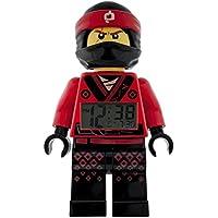 Lego - Montre figurine Kai de LEGO Ninjago le film 9009211 pour enfant à construire
