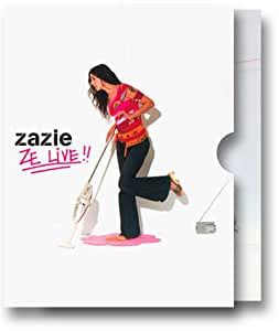 Zazie - Ze Live !! - Zazie squatte le Bataclan [Édition Limitée]