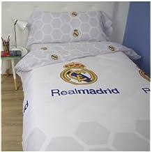 10XDIEZ Funda NÓRDICA Real Madrid - Medidas Cama - Cama de 90cm cbc7e0b87c8