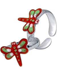 CS Jewellers Maturity Silver Toe Ring
