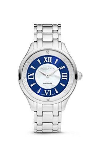 Rodania–Star Diamond Mujer Reloj, 34mm de diámetro