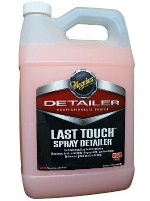 Meguiar`s Last Touch Spray Detailer 3,785 l Gallone