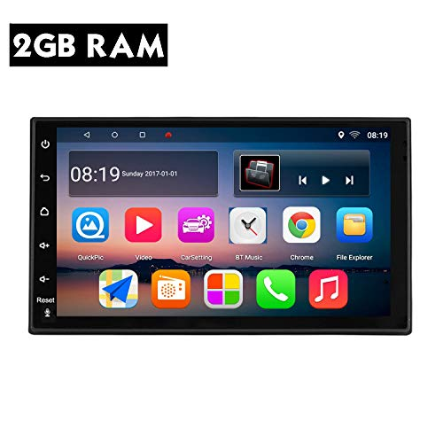 KKXXX S10 Plus Android 8.0 Car Stereo 2GB RAM 32GB ROM Car...