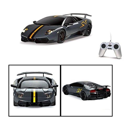 Lamborghini Murcielago Lp670-4Superveloce Limited Edition-RC ferngesteuertes de licence de véhicule dans l'original design, modèle échelle: 1: 24, Ready to Drive, voiture avec télécommande, NEUF