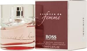 Boss Essence De Femme POUR FEMME par Hugo Boss - 50 ml Eau de Parfum Vaporisateur